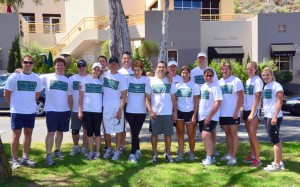 SBDDAA participates in Special Olympics Torch Run